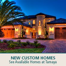 New Custom Homes in Tamaya