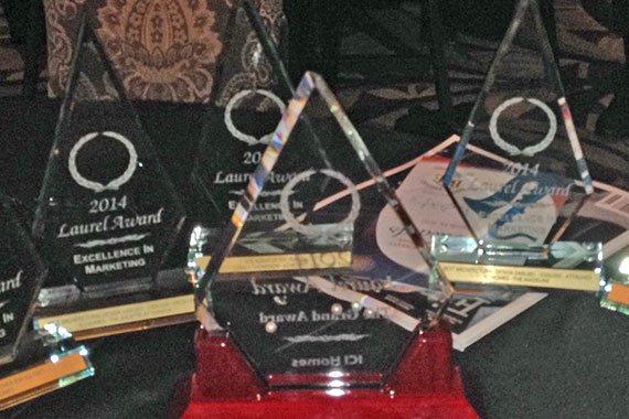Tamaya Wins Grand Laurel, Total 9 Laurel Awards - Laurel Awards 2015 Tamaya blog feature