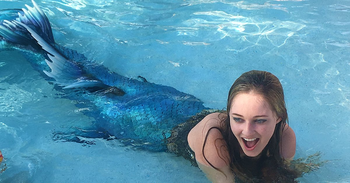 Tamyaa Event Mermaid