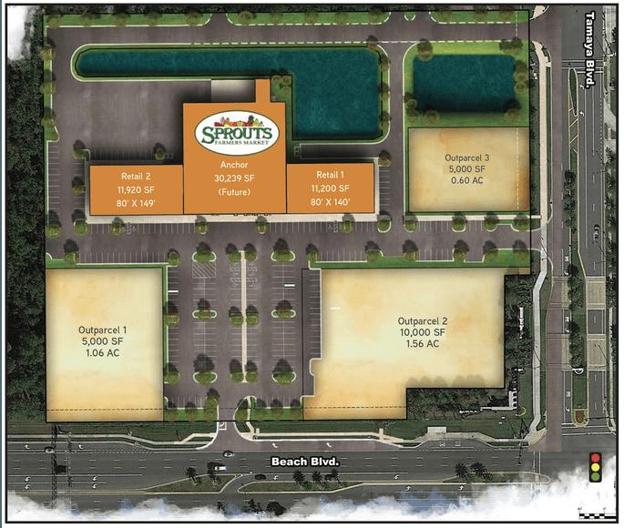 Tamaya Market Plans as of August 2019