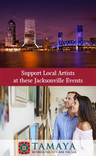 Support Local Artists at these Jacksonville Events
