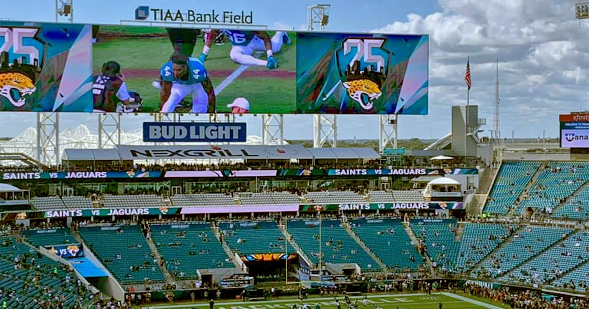 Root for the Home Teams in Jacksonville - jacksonville stadium