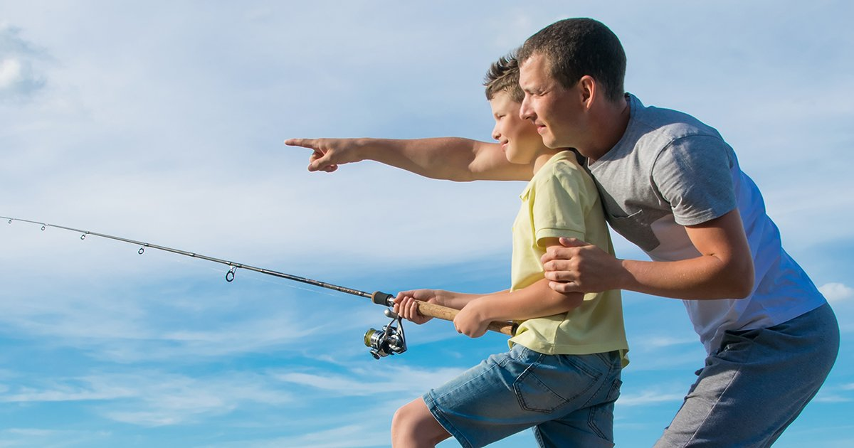 Golfing, Fishing and Tennis Options for Tamaya Residents - fishing