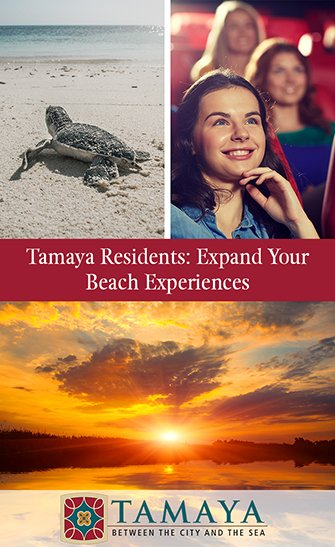 Tamaya Residents: Expand Your Jacksonville Beach Experiences