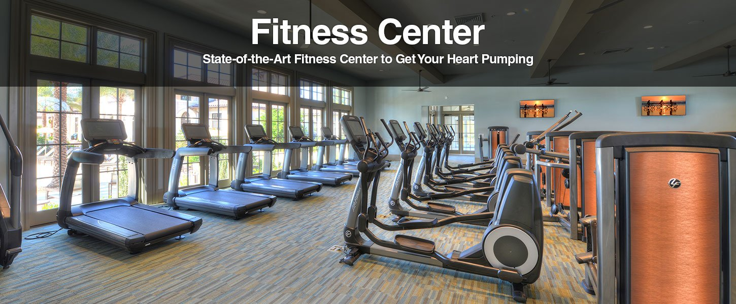 State of the Art Fitness Center at Tamaya