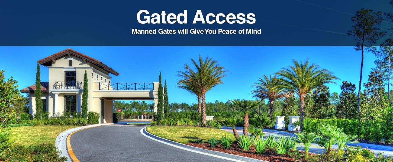 Gated Access at Tamaya