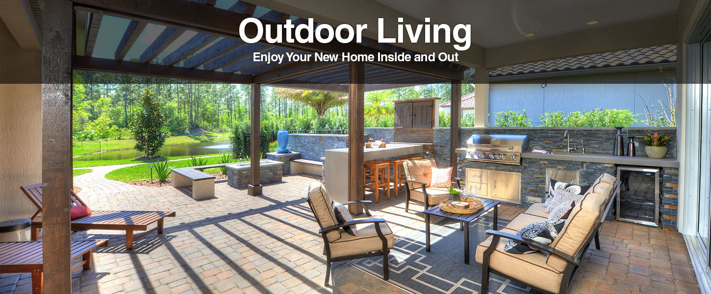 Outdoor Living in Jacksonville