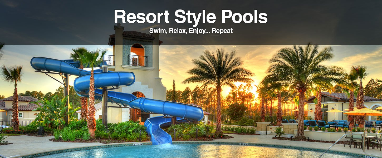 Resort Style Pool Jacksonville