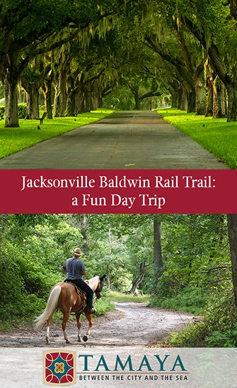 Jacksonville Baldwin Rail Trail: a Fun Day Trip