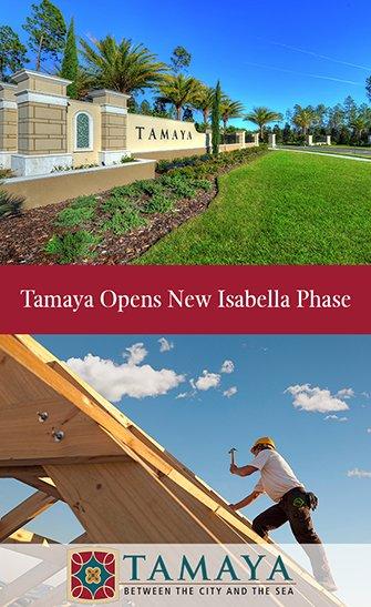 Isabella - New Phase at Tamaya