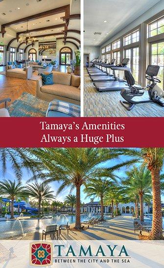 Tamaya's Amenities Always a Huge Plus