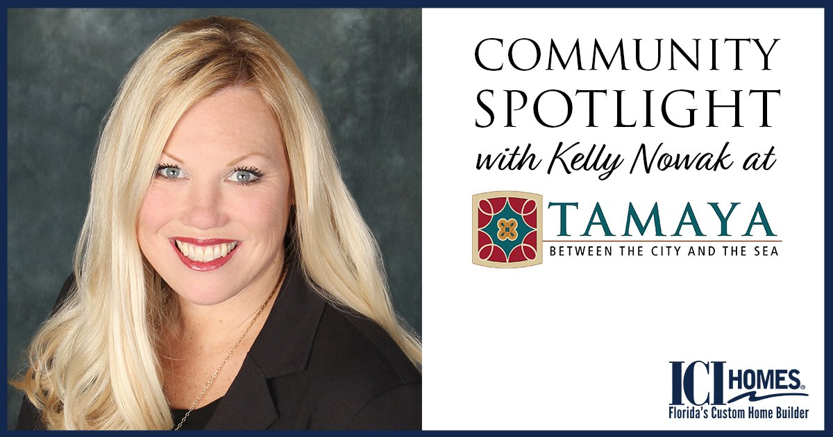 Community Spotlight with Kelly Nowak at Tamaya - ICI Homes